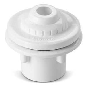 Dispositivo de retorno 1 em ABS Nautilus para piscina de vinil - 91 x 99 mm [800x600]